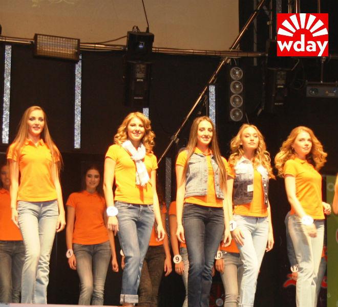 Омск, конкурс красоты, «Краса Омска-2014», «Краса России – 2014»