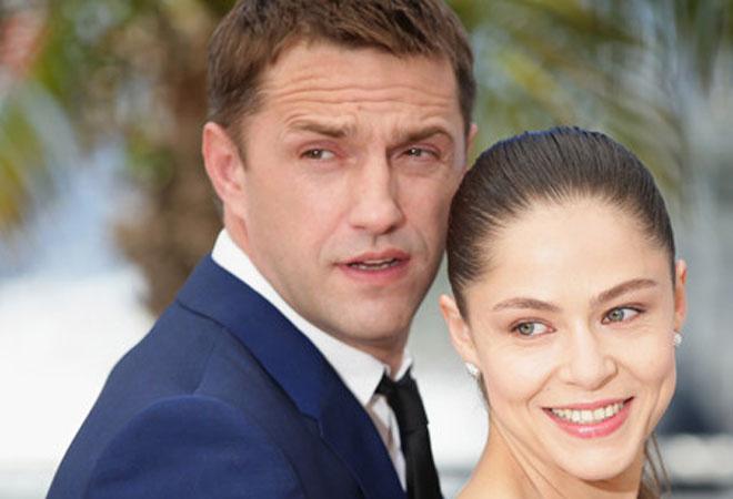 Владимир Вдовиченков и Елена Лядова фото