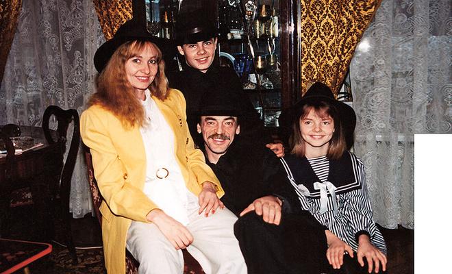 Семья Боярских фото