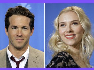 Скарлетт Йоханссон (Scarlett Johansson) была замужем за Райаном Рейндольсом (Ryan Reynolds)