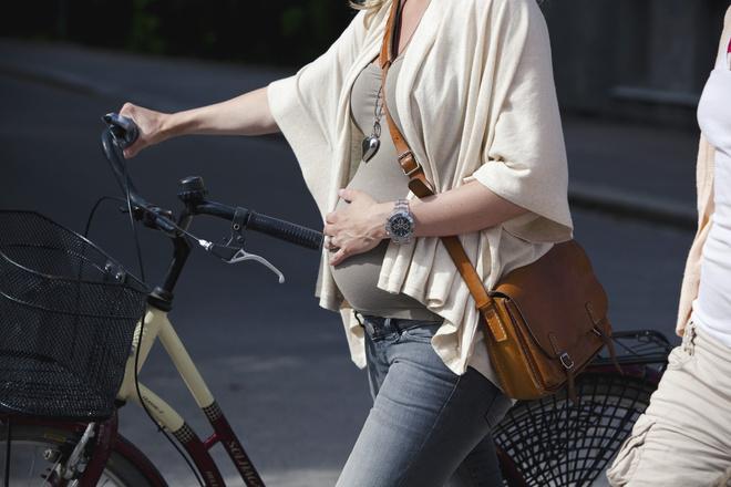 велосипед при беременности
