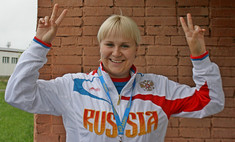 Серебряный призер Олимпиады Ксения Перова: лук выбрала, чтобы меньше бегать
