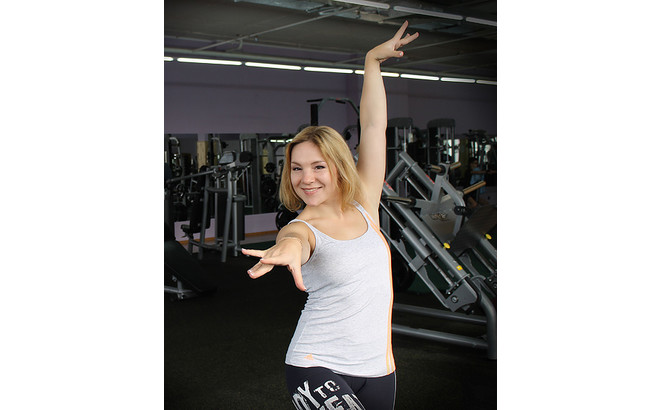 Ирина Сотова, тренер по йоге, фото