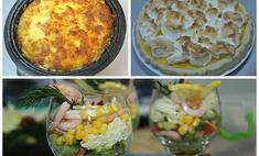 Сезонные блюда на любой вкус
