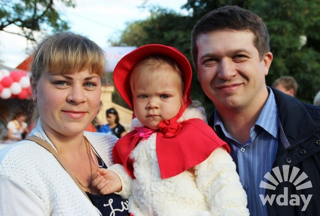 Семейный карнавал прошел в Волгограде: фото
