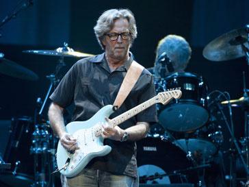Эрик Клэптон (Eric Clapton) заработал на аукционе $2,15 млн