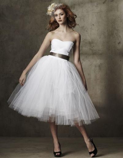 Свадебное платье Ouma, коллекция весна-лето 2012