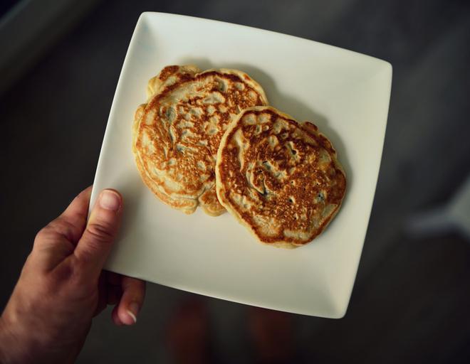 рецепт блинчиков из гречневой муки на кефире