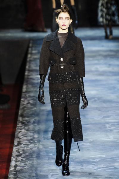 Показ Marc Jacobs на Неделе моды в Нью-Йорке   галерея [1] фото [6]