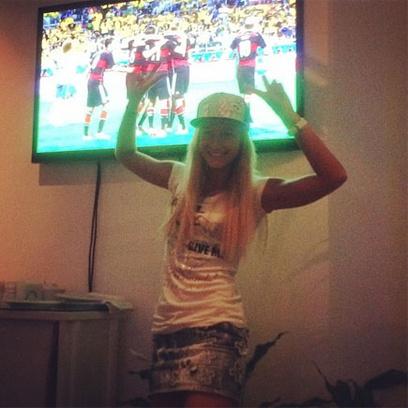 ЧМ 2014 по футболу, Германия-Бразилия