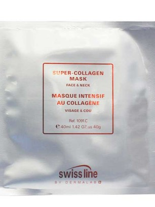 Super-Collagen Mask от Swissline