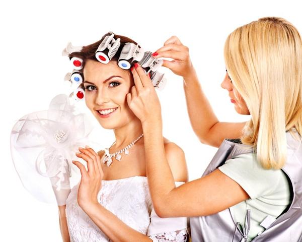 Как завивать волосы на электробигуди
