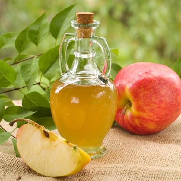 Использование яблочного уксуса