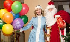 Современный Дед Мороз: с аквагримом, на тройке, альпинист