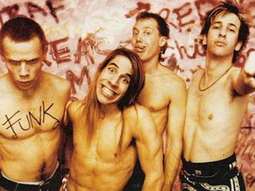 Red Hot Chili Peppers дали благотворительный концерт