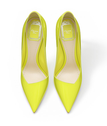 Туфли Dior, фото