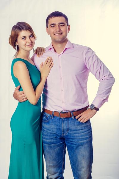 Дмитрий Алексеев и Татьяна Алексеева