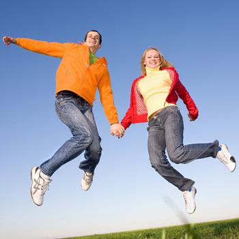 Бег дарит радость и помогает бороться со стрессом