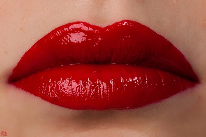 10 красных помад: свотчи, отзывы, фото