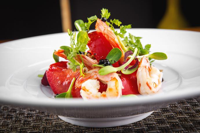 популярные салаты рецепты с фото в ресторанах