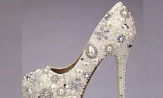 Лера Кудрявцева показала свадебные туфли