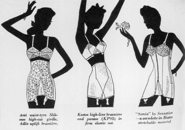 Каталог нижнего белья, 1920 год