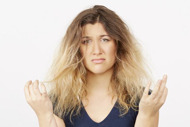 Как понять что у тебя слабые волосы