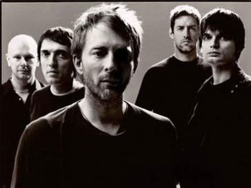 Radiohead появились в китайской соцсети