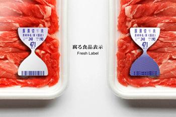 Этикетки продуктов