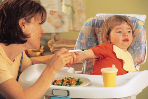 годовалый ребенок не ест