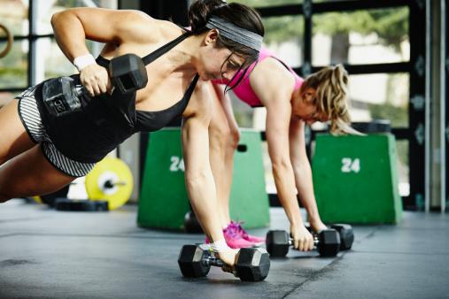 боди памп упражнения