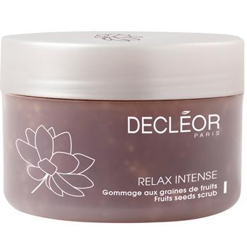 Средство для похудения: Decleor, Relax Intense Fruit Seeds Scrub