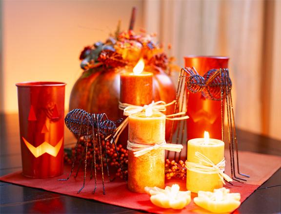 Как создать мистический декор на Хэллоуин