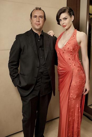 Tony Ward и Юлия Образцова.