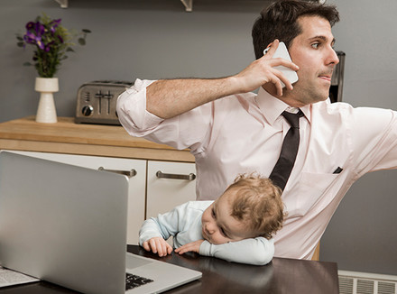 Работа и жизнь: в поисках равновесия