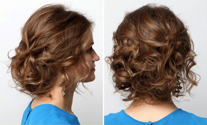 Прически на длинных волос
