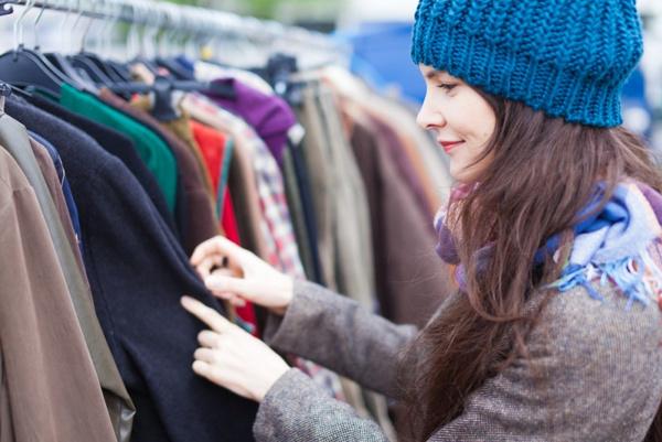 Как сдать одежду в секонд-хэнд?