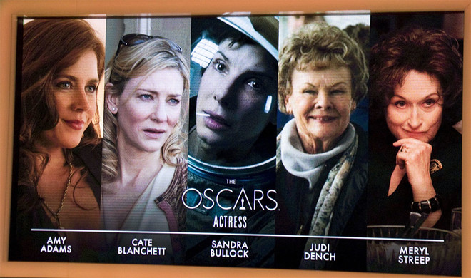 "Номинанты на ""Оскар"""
