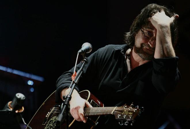 песню «Конек-горбунок» Шевчук посвятит своему отцу-фронтовику