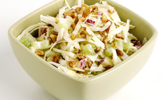 Салат с сельдереем с пошаговым фото