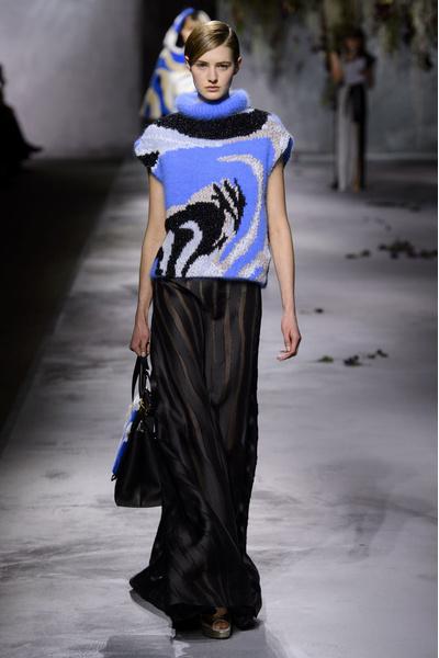 Показ Vionnet на Неделе моды в Париже | галерея [1] фото [18]