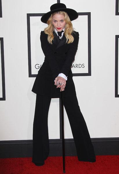 """Мадонна на """"Грэмми""""-2014"""
