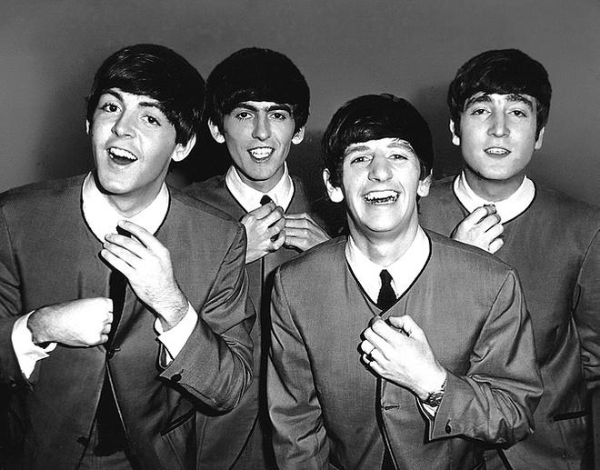 Группа The Beatles, фото