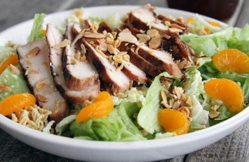 Салат из дичи рецепт