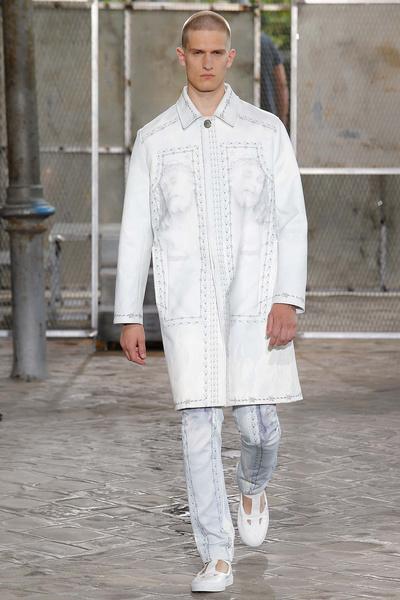 Неделя мужской моды в Париже: лучшие показы | галерея [4] фото [16]