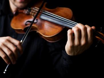 Картинки по запросу скрипка в руках ФОТО