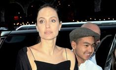 Анджелину Джоли обвинили в том, что она плохая мать