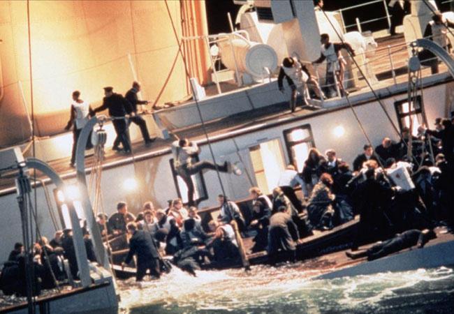 Как снимали фильм «Титаника, история «Титаника»