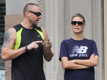 Хайди Клум (Heidi Klum) и Мартин Кристен (Martin Kristen)