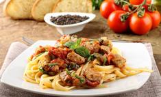 Не забудьте грибной соус: рецепт спагетти с грибами
